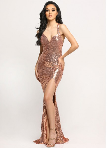 Sparkle Prom Style #71667