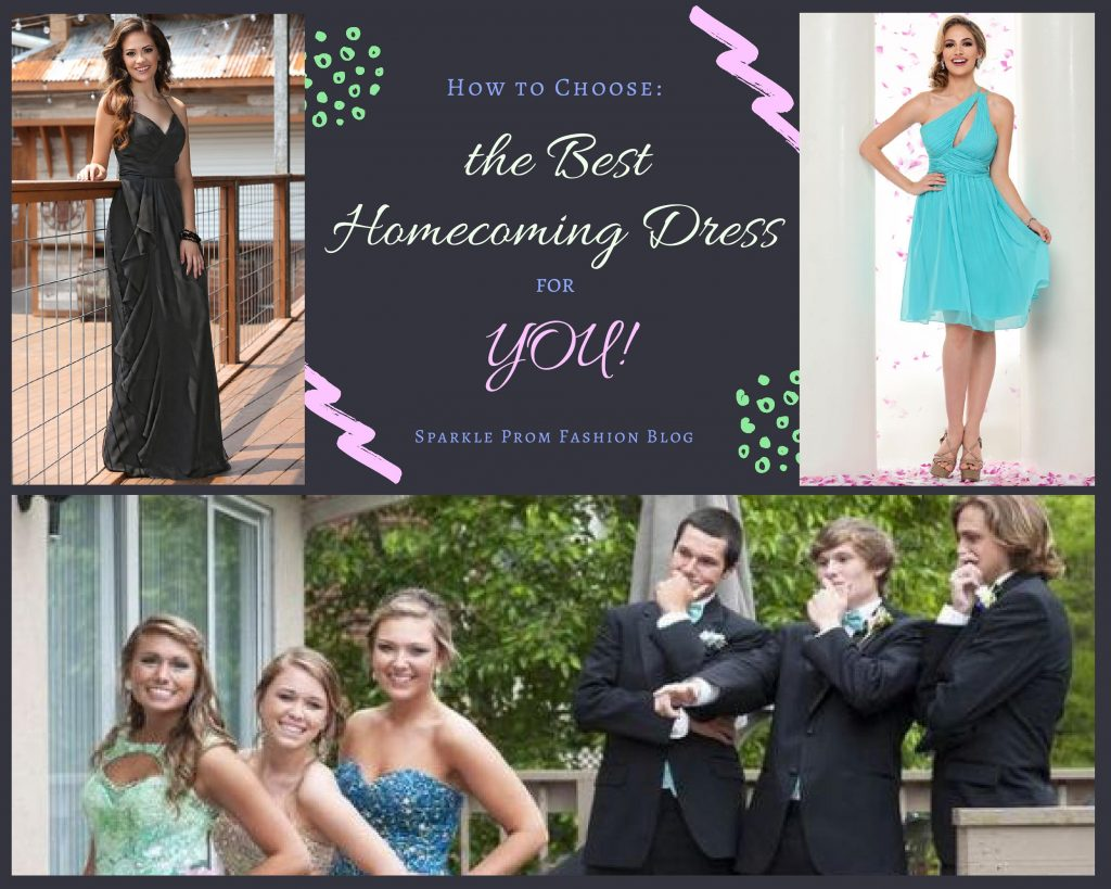 How to Choose the Best Homecoming Dress for You! – Sparkle ...